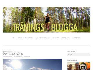 traningsblogga.se