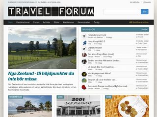 travelforum.se