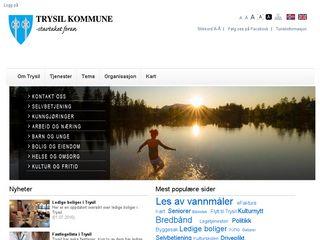 trysil.kommune.no