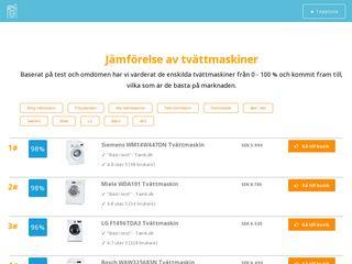 tvattmaskin-test.se