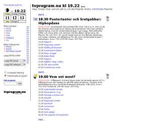 tvprogram.nu