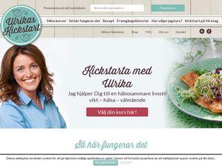 ulrikaskickstart.se