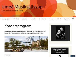 umeamusiksallskap.se