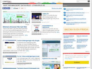 utanvirus.se