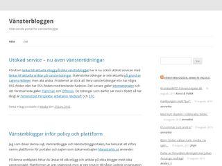 vansterbloggar.se