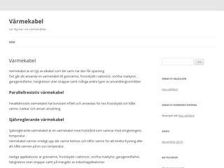 varmekabel.blog.se