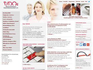 Preview of vdoe.de