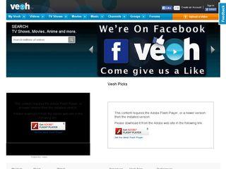 Preview of veoh.com