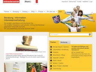 Preview of verbraucher.de