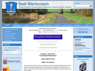 waechtersbach-online.de