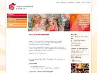 waldorfschule-engstingen.de