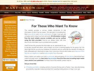 wanttoknow.info