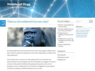 webbhotellblogg.se