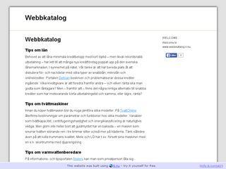webbkatalog.n.nu