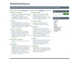 webbkatalog.se