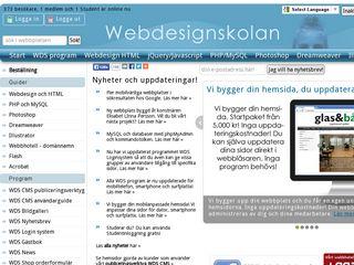 webdesignskolan.se