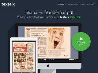 weblisher.textalk.se
