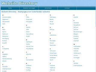 websitedirectory.nl