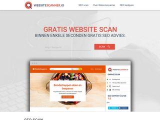 websitescanner.io