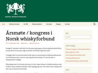 whiskyforbundet.no