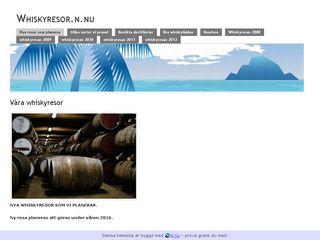 whiskyresor.n.nu