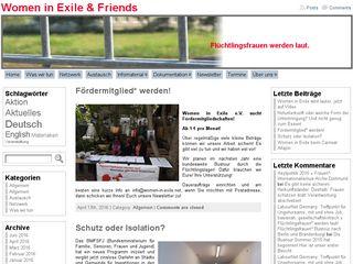 women-in-exile.net