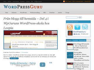 wordpressguru.se