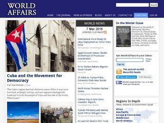 worldaffairsjournal.org