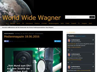 wwwagner.tv