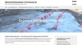 bergsprängningstockholm.se