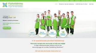 billigflyttstädningstockholm.com