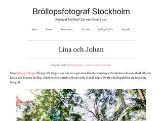 bröllopsfotograf-stockholm.se