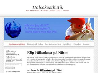 hälsokostbutik.se
