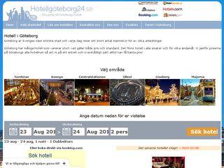 hotellgöteborg24.se