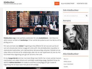 klädbutiker.org