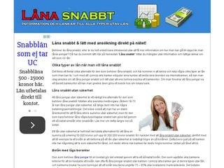 lånasnabbt.net