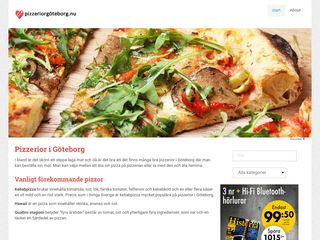 pizzerior-göteborg.nu