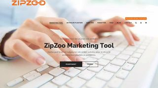 Preview of zipzoo.nl