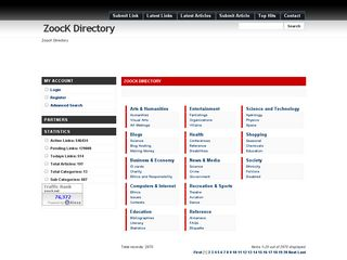Preview of zoock.net