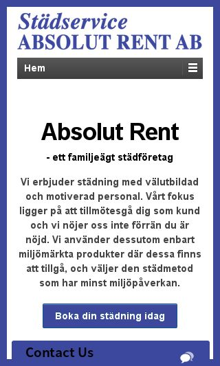 Mobile preview of absolutrent.nu