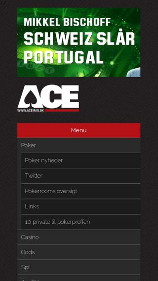 Mobile preview of acemag.dk