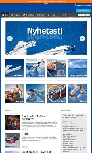 Mobile preview of alltforsjon.se