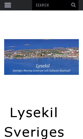 Mobile preview of alltomlysekil.se