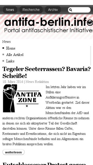Mobile preview of antifa-berlin.info