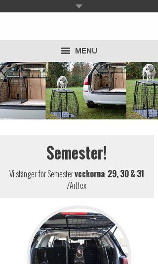 Mobile preview of artfex.se