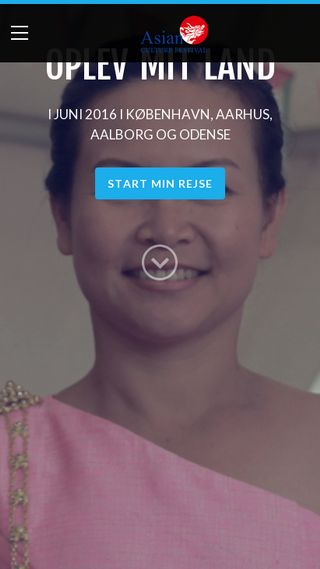 Mobile preview of asian-culture-festival.dk