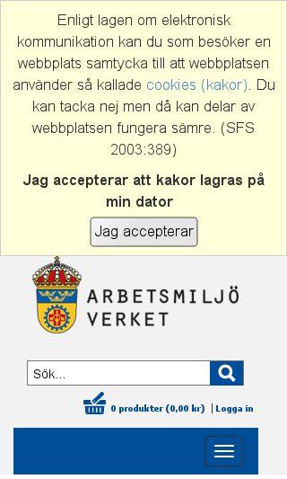 Mobile preview of av.se