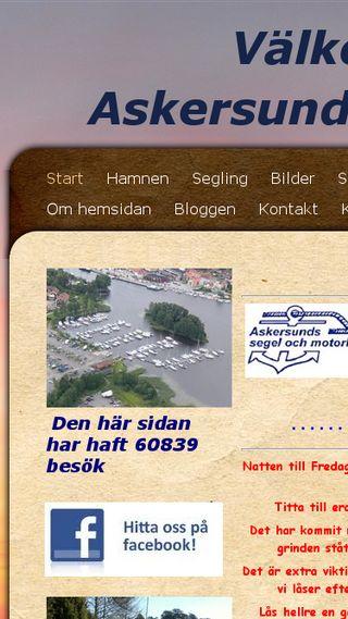 Mobile preview of batklubben.se