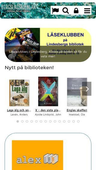 Mobile preview of bergslagsbibblan.se