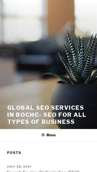 Mobile preview of bochc.com